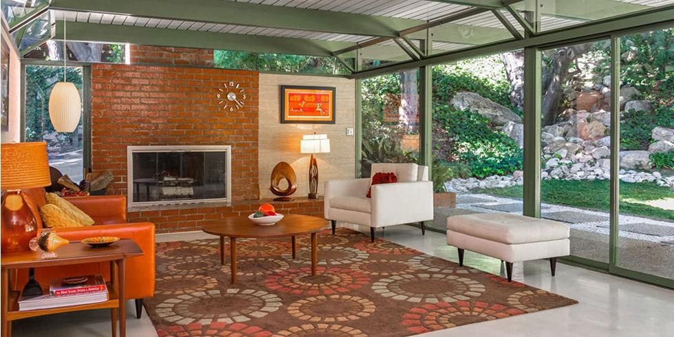 5 tips to add mid century modern style mid century for 1950s modern house design