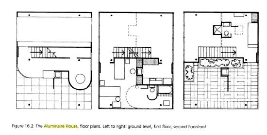 Aluminaire Floor Plan.