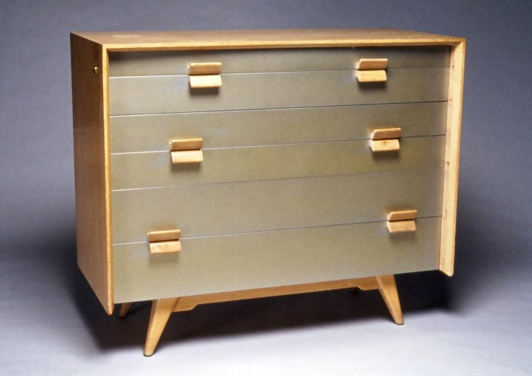 Chest of Drawers, Brooklyn Museum, New York, 1955.