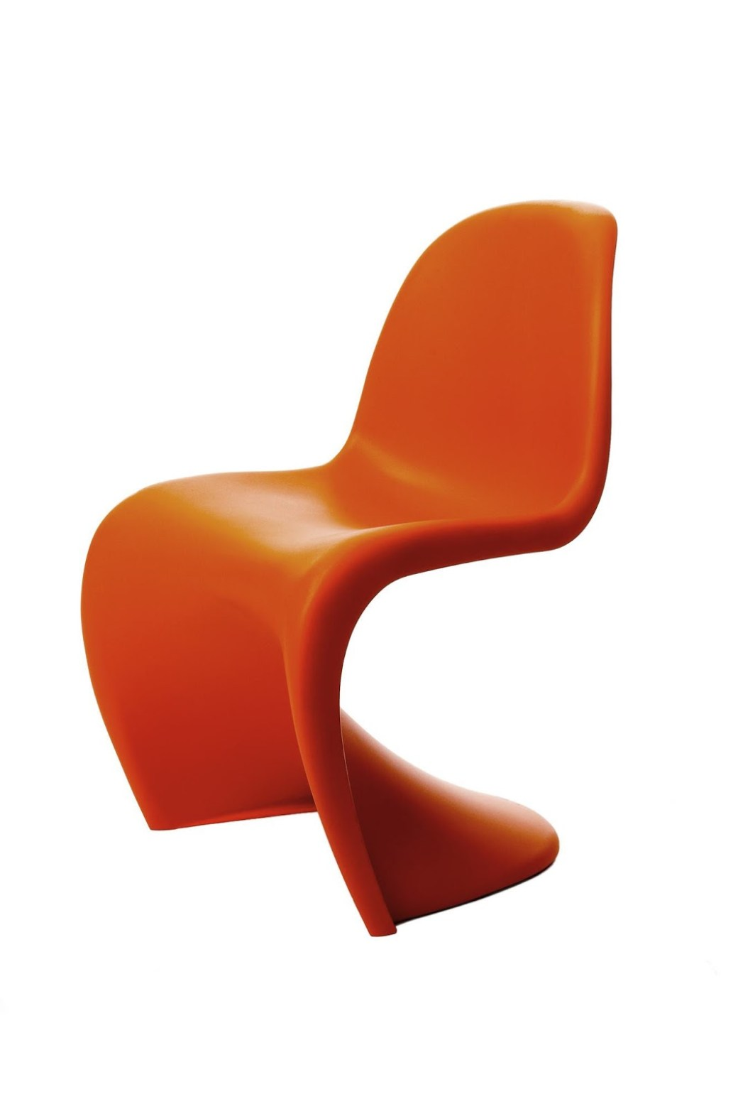 Molded Side Chair by Verner Panton.