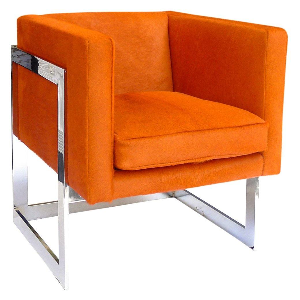 Baughman Cube Chair.