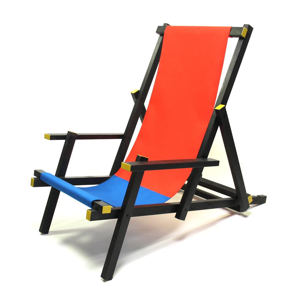 Strandstoel by Van Rietveld.