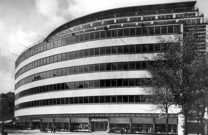 A Few Names from British Modernism