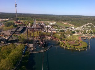 Coasters from above