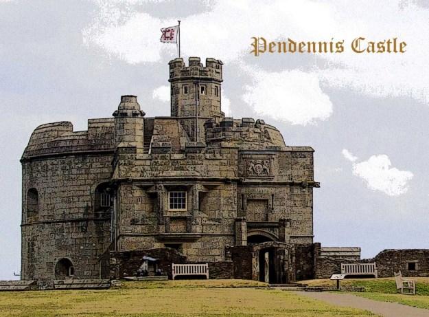 pendennis castlesmall