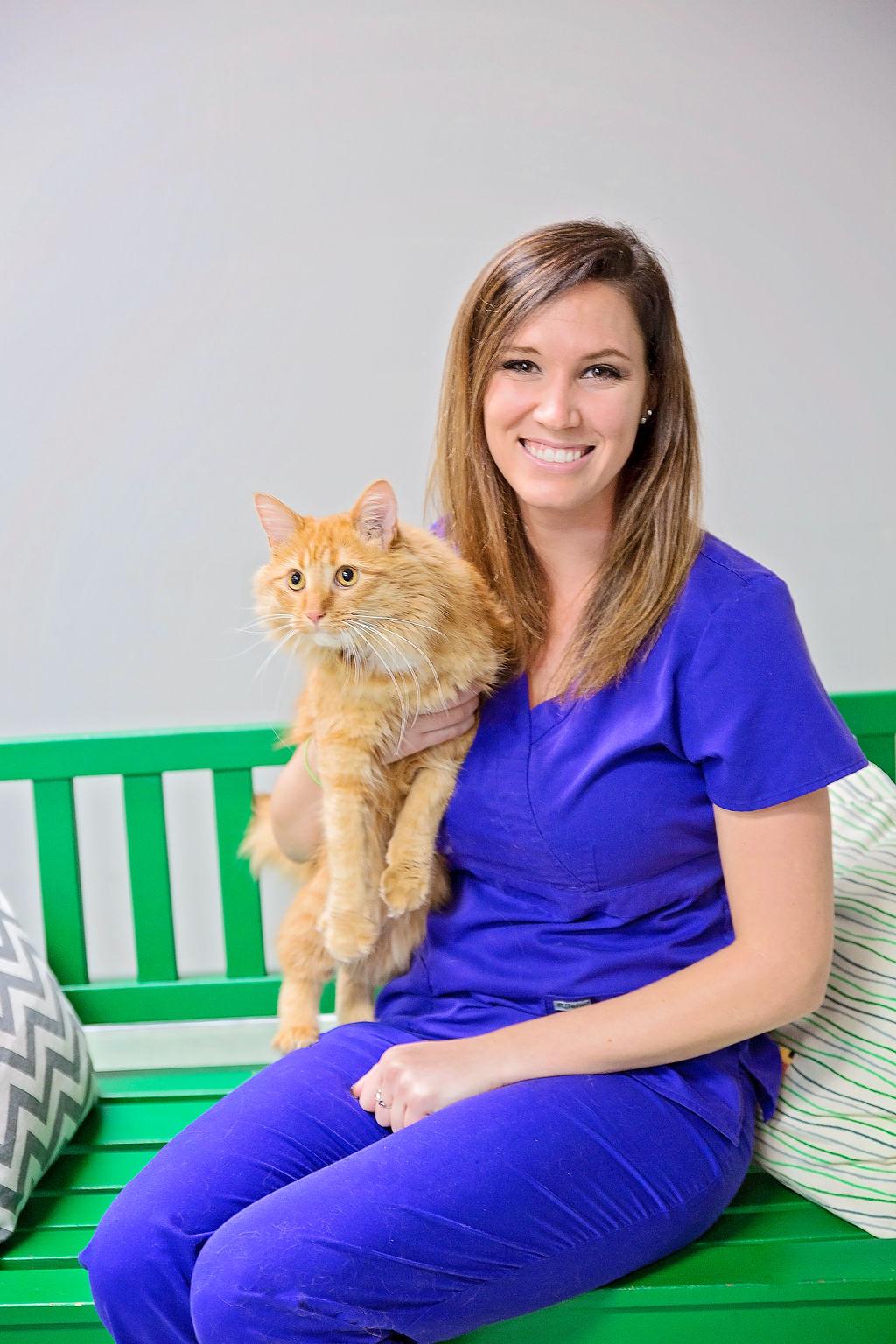 Lauren Buetter, R.V.T. - Registered Veterinary Technician