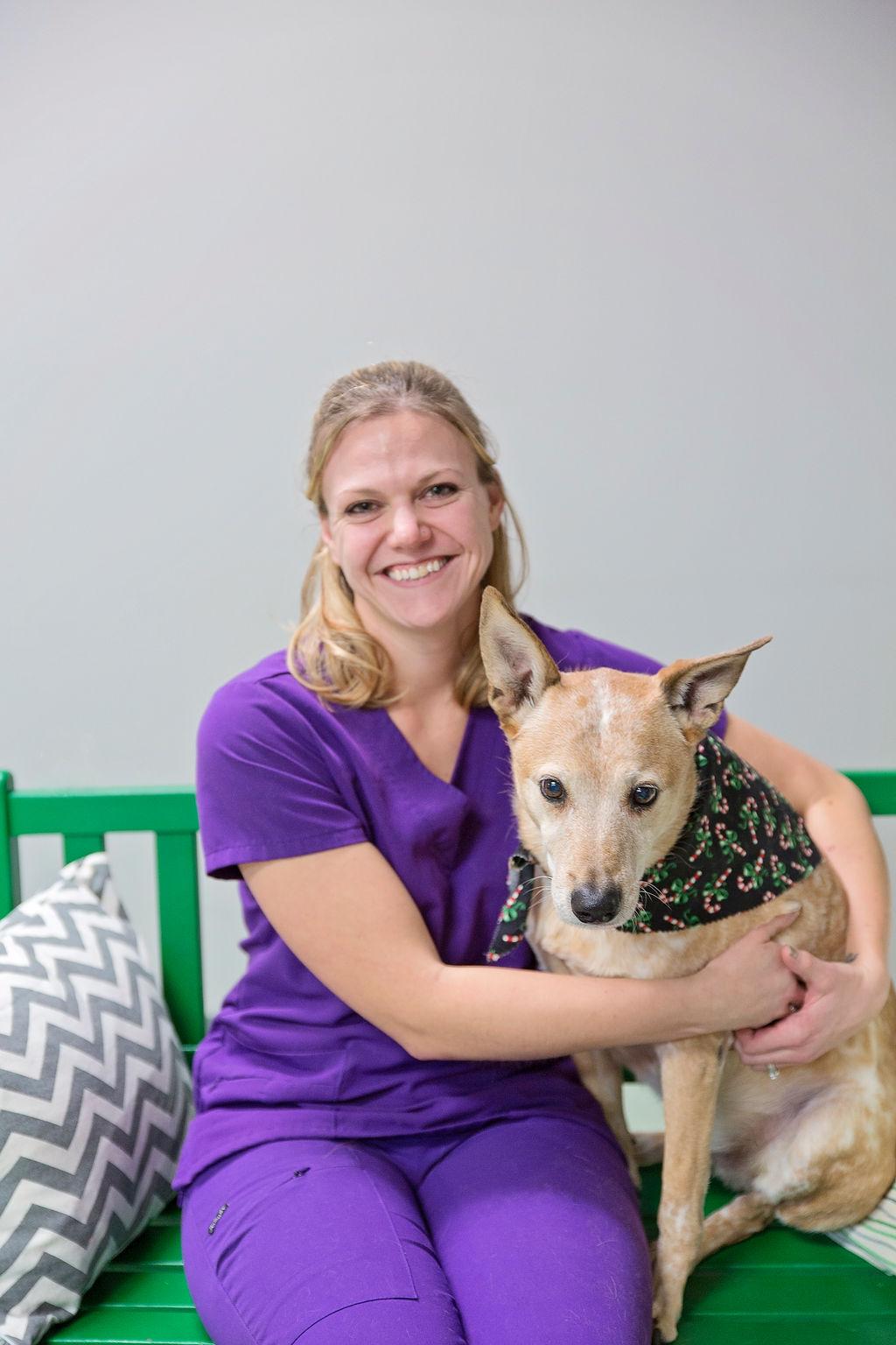 Shawna Clark, R.V.T. - Registered Veterinary Technician