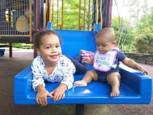 MCD's Girls at Brook Run Park