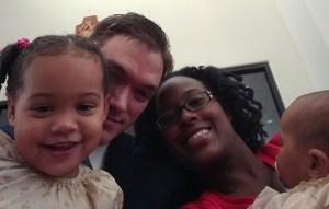 MCD & Family Selfie