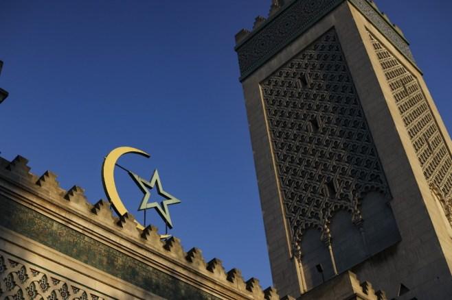 Grand Mosque, Paris