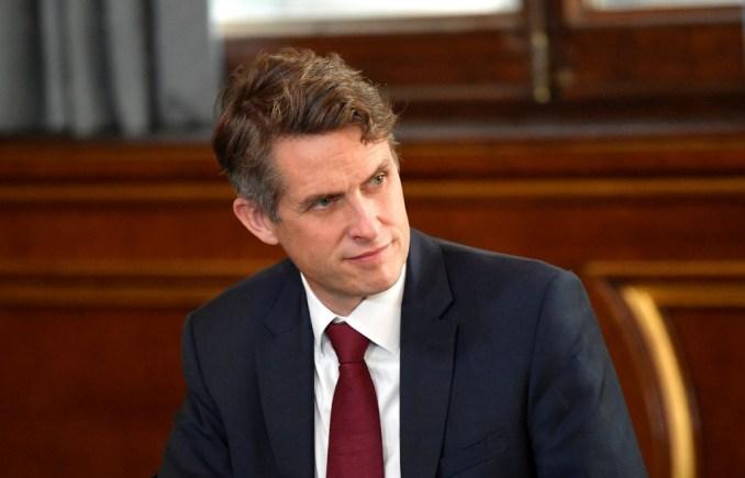 British Education Secretary Gavin Williamson has pressed universities to adopt the IHRA definition (AFP/File photo)