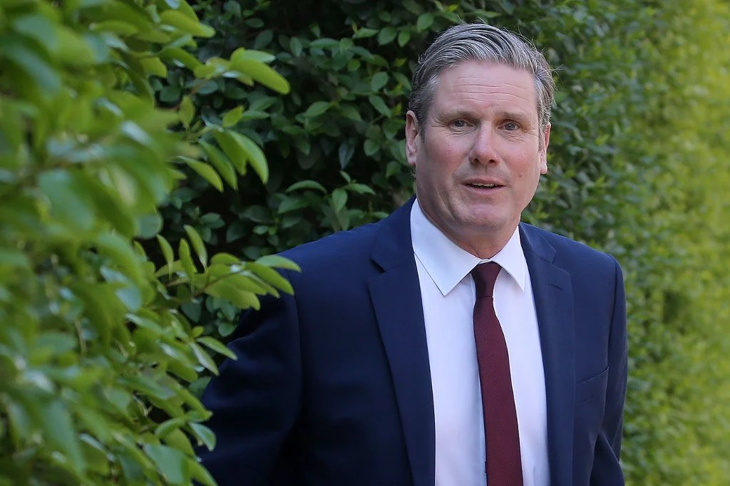 Britain's opposition Labour Party leader Keir Starmer apologised to the Jewish community over antisemitism