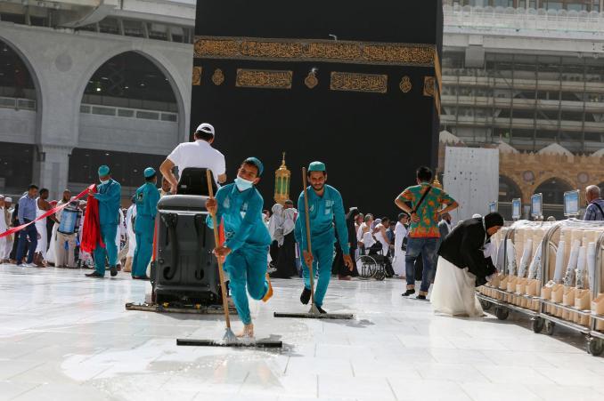 Coronavirus: Saudi Arabia bans all Umrah pilgrimage to Mecca ...