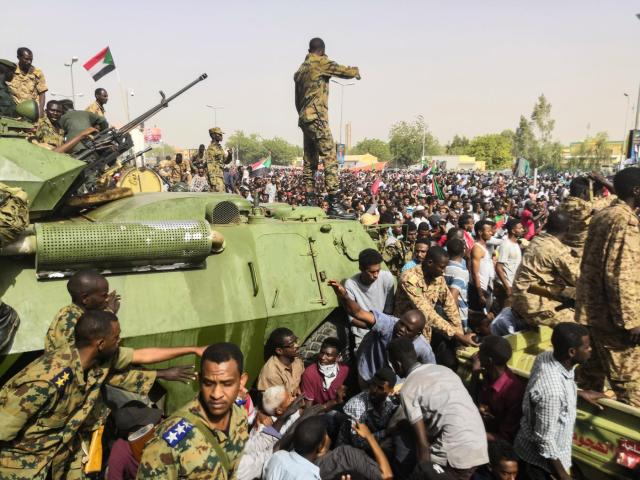 Image result for sudan coup and protest