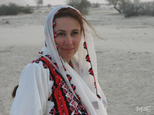 Canadian scholar Behnaz Mirzai has spent 20 years researching the African diaspora in Iran (Image courtesy of Behnaz Mirzai), The little-known descendants of black Iranians who are victims of the cruel Arabian slave trade