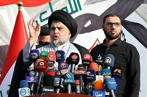 Iraqi Shia leader Muqtada al-Sadr