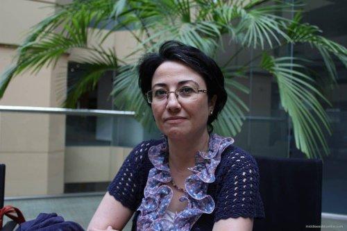 Israeli Arab Knesset member, Haneen Zoabi
