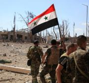 Syrian army declares cessation of hostilities east of Damascus