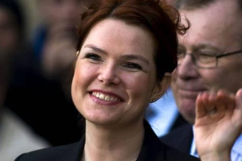 Danish Minister for Immigration, Integration and Housing Inger Stojberg