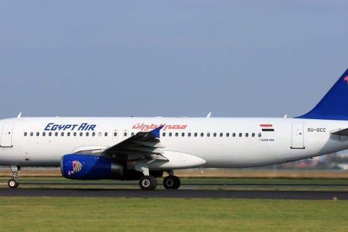 EgyptAir plane [Flickr/Kok Vermeulen]