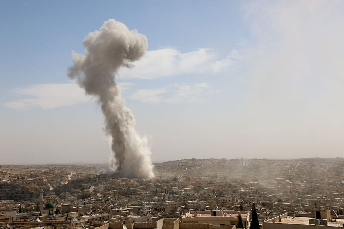 USA says mistaken coalition airstrikes in Syria were legal