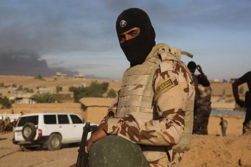 Mosul Op: Iraq troops execute 3 Sunni teens in sectarian violence