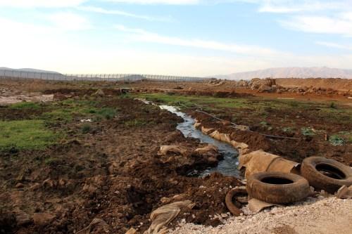 Image of Golan Heights on October 25 2016 [Anadolu Agency/Faruk Al Ahmed]