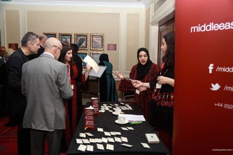 Palestine Book Awards [Middle East Monitor]