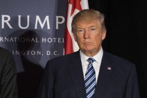 Image of US President-elect Donald Trump in Washington, USA on October 26, 2016 [Samuel Corum / Anadolu Agency]