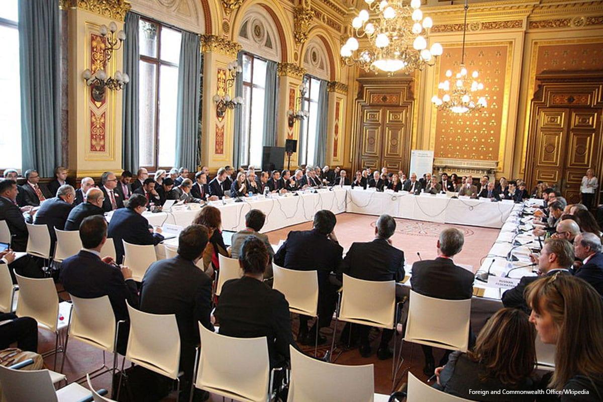 صحيفة ميدل إيست مونيتور : مجلس الأمن ينظر في تولي إدارة ليبيا UN-Support-Mission-in-Libya-UNSMIL-conference