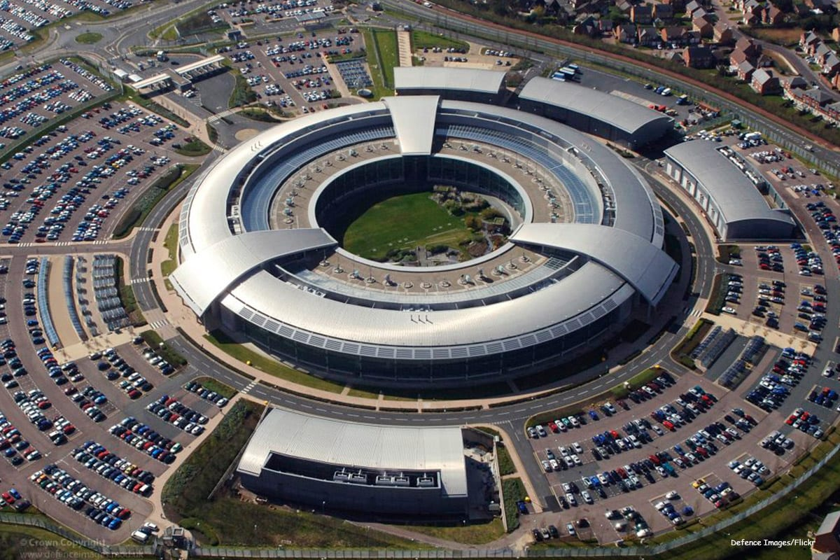 Image of GCHQ, one the three UK Intelligence Agencies [Defence Images/Flickr]
