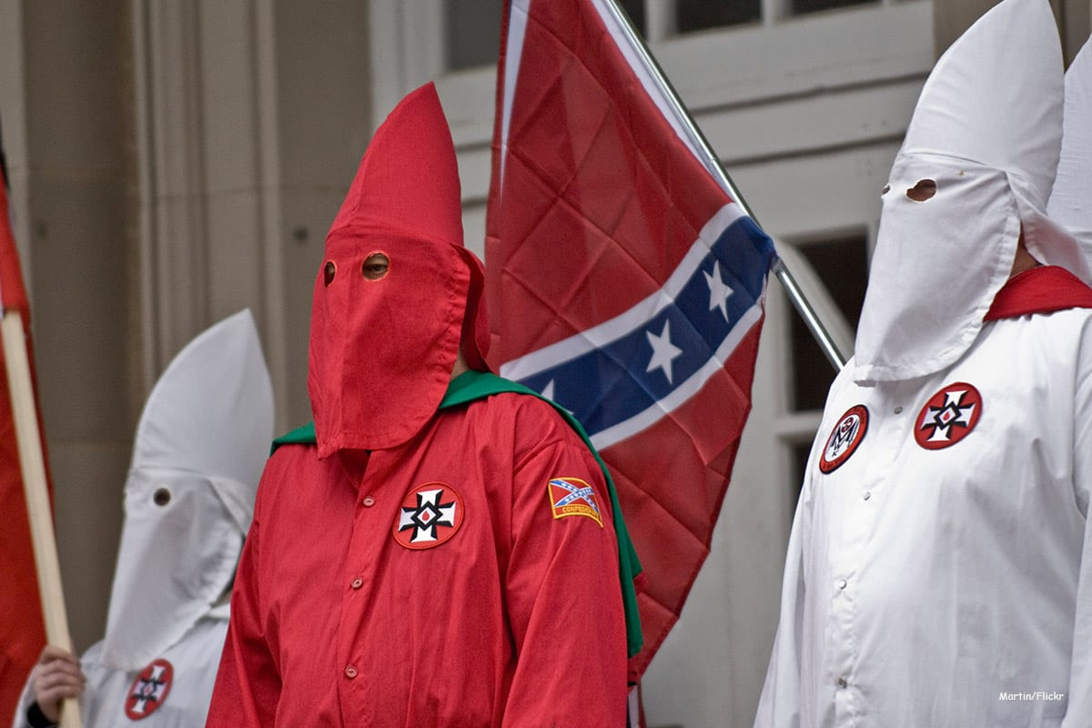 essays on the ku klux klan This paper discusses the history of the ku klux klan.