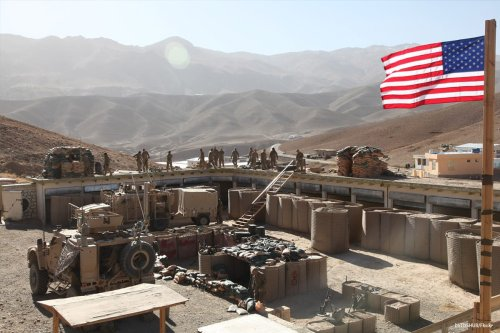 Image of a US military base [DVIDSHUB/Fkickr]