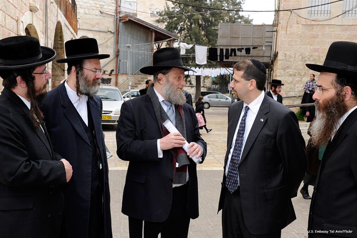 Image of Israeli rabbis [U.S. Embassy Tel Aviv/Flickr]