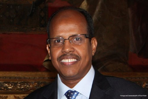 Foreign Minister Mahamoud Ali Youssouf of Djibouti [Foreign and Commonwealth Office/Flickr]