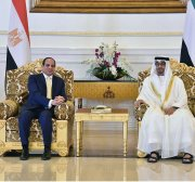Egypt, UAE set up $20bn joint investment platform