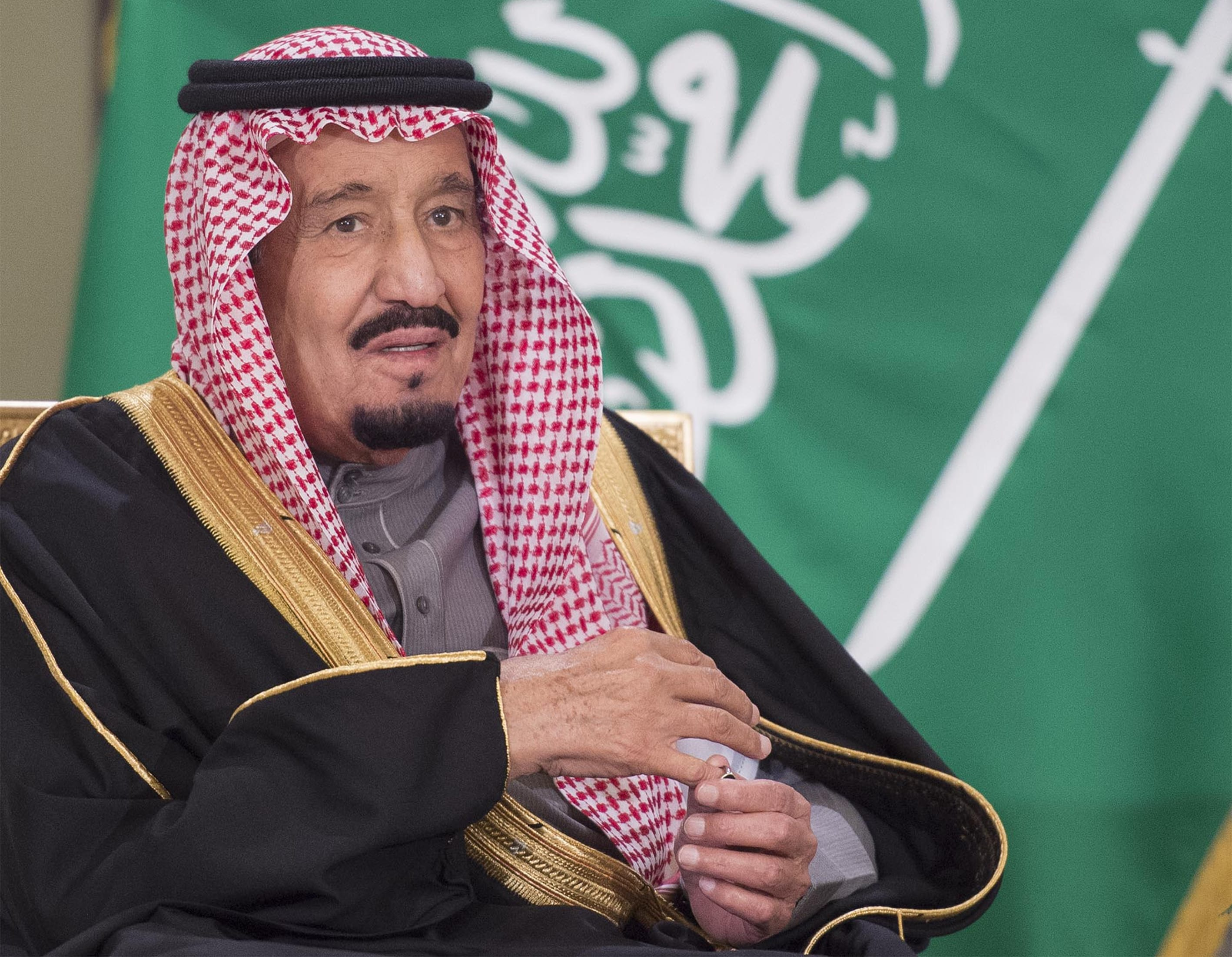 Forum on this topic: King Salman reportedly tightening grip on Crown , king-salman-reportedly-tightening-grip-on-crown/