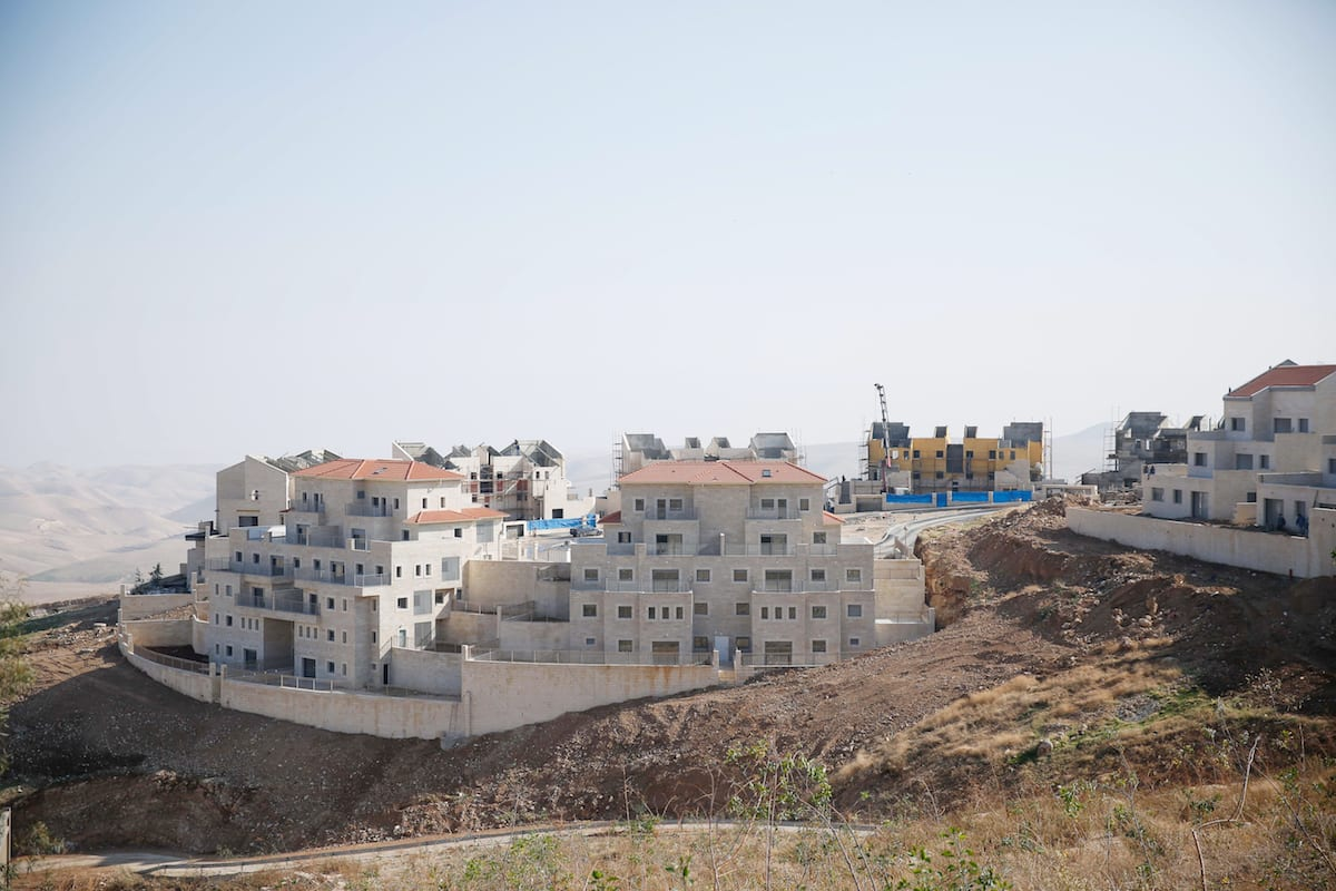 Report: Israeli government funding illegal projects on