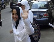 Image of Aya Hijazi [Amanda Kell/Twitter]