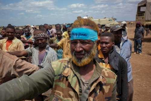 Members of the Al Qaeda-affiliated militant group Al Shabaab [Flickr/AMISOM]