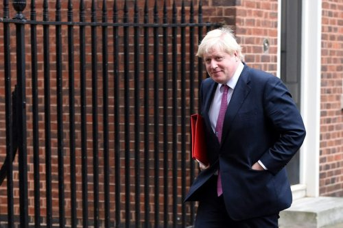 Image of Boris Johnson, Secretary of State for Foreign and Commonwealth Affairs November 23 2016 [Kate Green / Anadolu Agency]