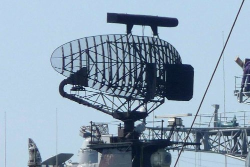 Early warning radar system [ file photo] [Wikipedia]