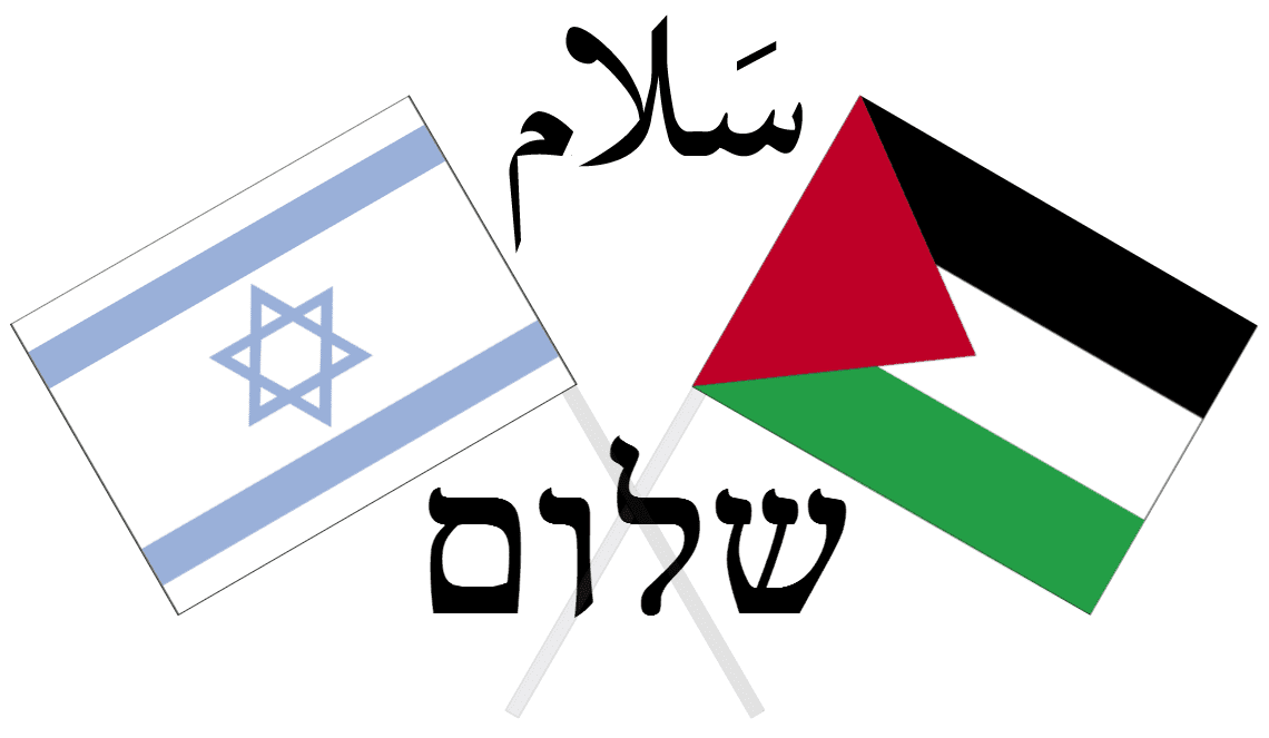 Israel and Palestine, Two-States Solution [Wikipedia]
