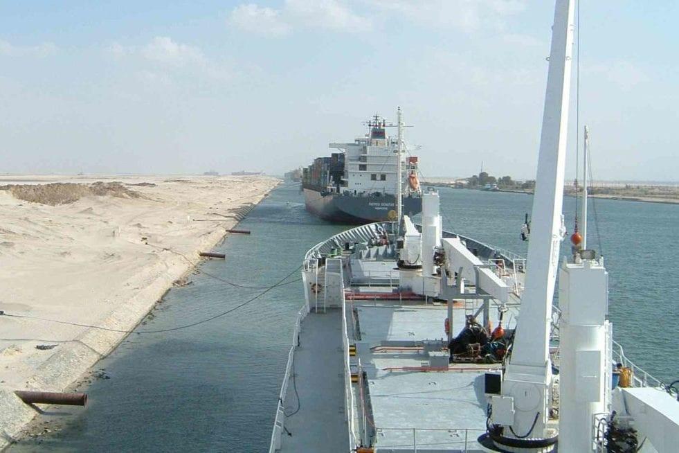 Suez canal [Wikipedia]