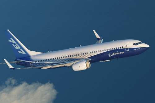 File photo of a Boeing 737 test plane [Boeing]