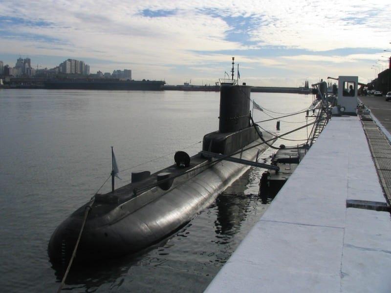 Submarine [Martín Otero/Wikipedia]