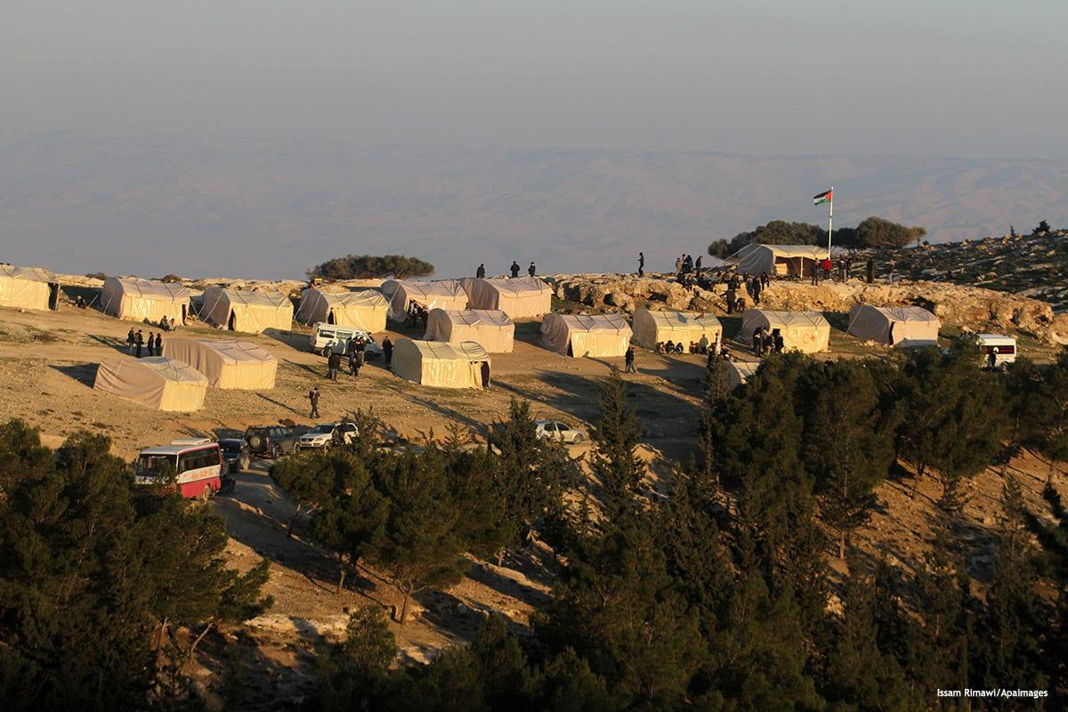 Area E1 of occupied Jerusalem [Issam Rimawi/Apaimages]
