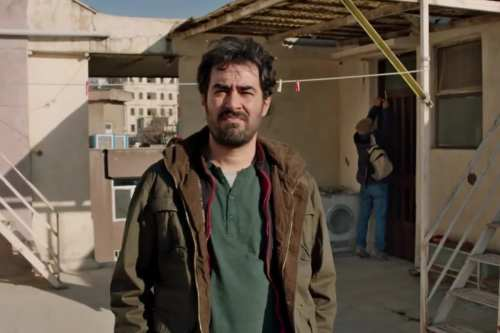 Scene from the movie, The Salesman