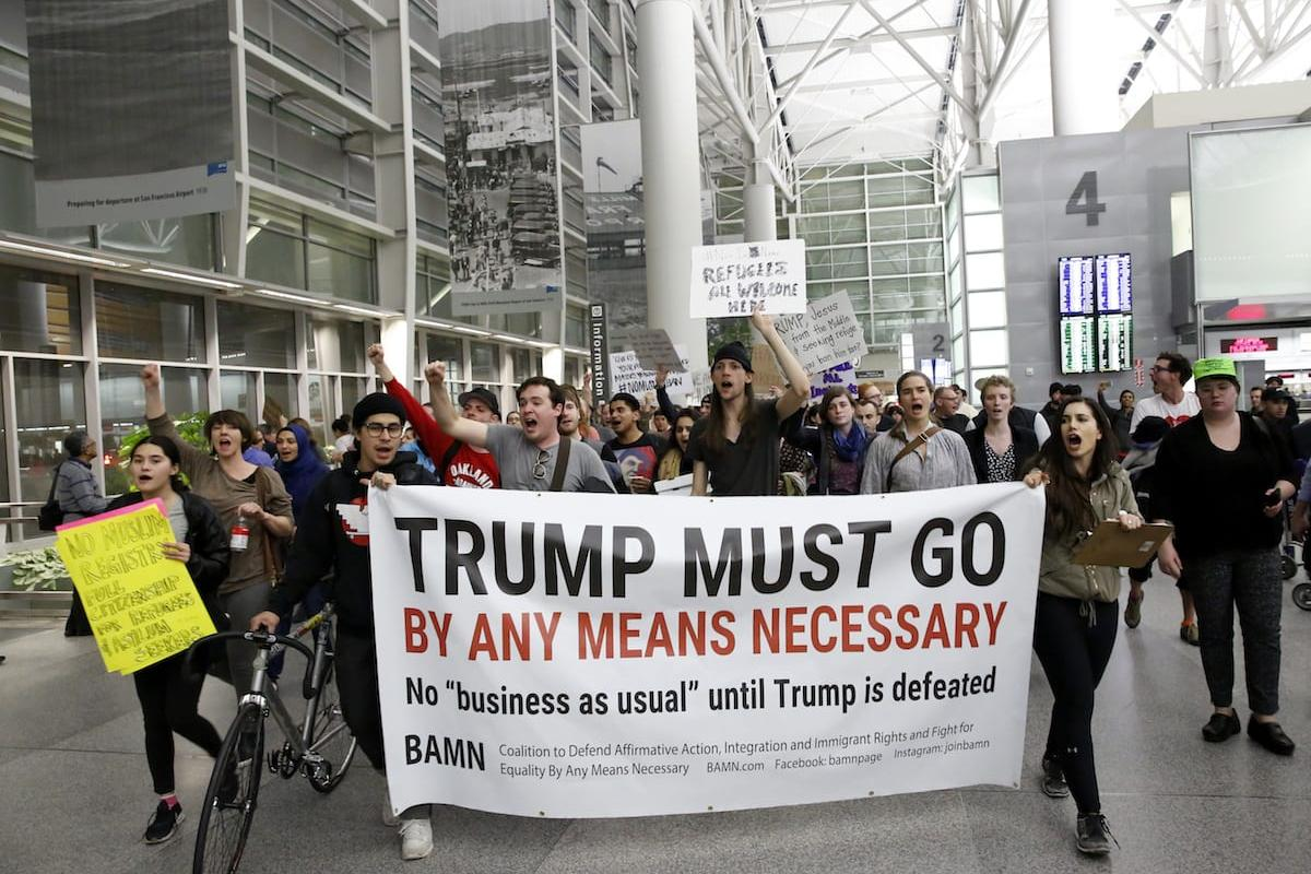 Trump S Temporary Travel Ban Effect On Smithsonian Tours