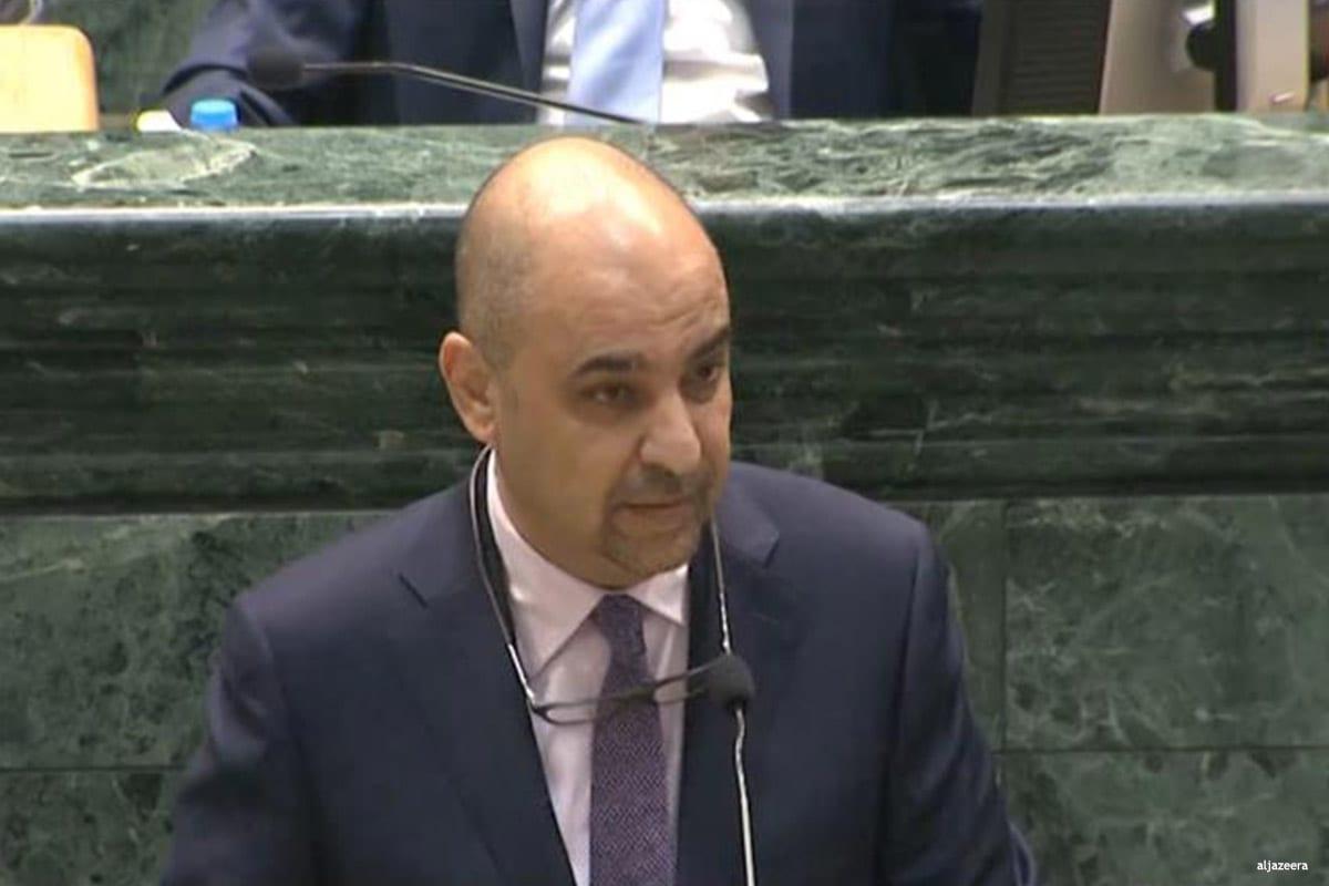 Image of Jordanian MP Tariq Khuri [aljazeera]
